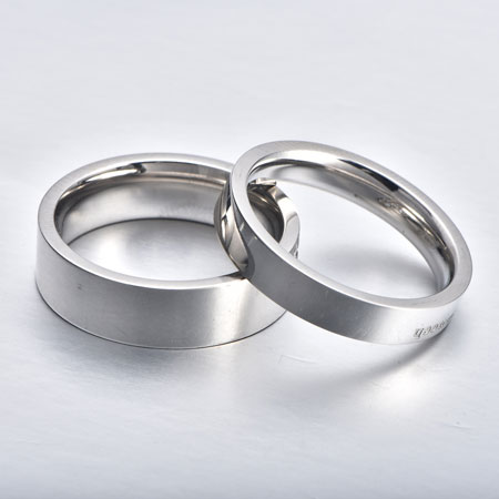 christian titanium wedding bands wholesale cross promise rings - Cross Wedding Rings